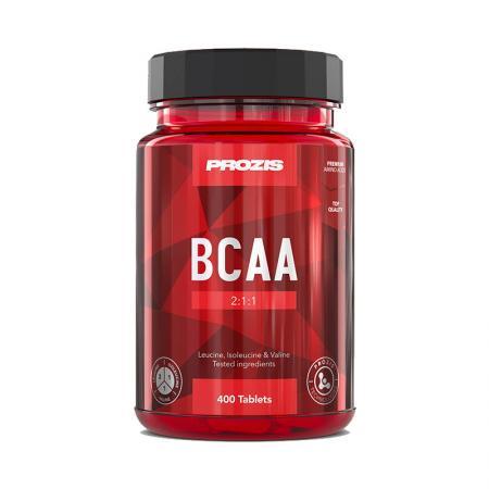 Prozis BCAA 2:1:1, 400 таблеток