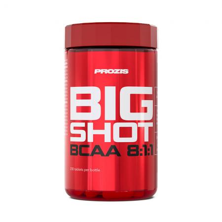 Prozis Big Shot - BCAA 8:1:1, 200 таблеток