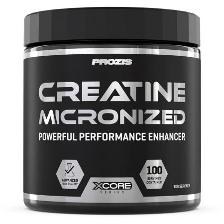 Prozis Creatine Micronized, 300 грам - X-core