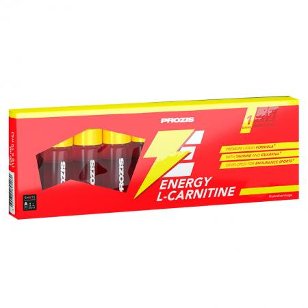Prozis Energy Carnitine 3000, 10 ампул