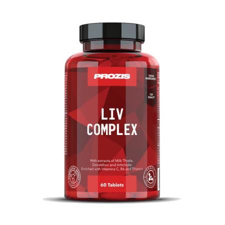 Prozis Liv Complex, 60 таблеток