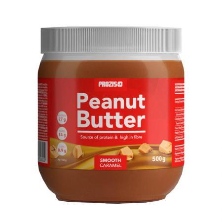 Prozis Peanut Butter Caramel, 500 грамм (Smoosh)