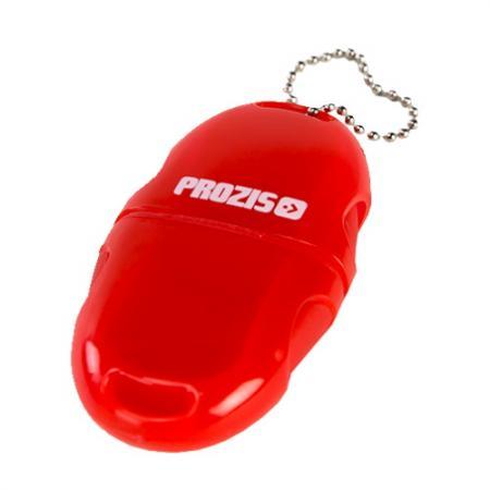 Таблетница Prozis Pocket, красная