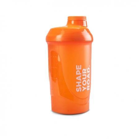 Шейкер Prozis 600 мл, оранжевый - Shape Your Road