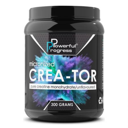 Powerful Progress Crea-Tor Micronized, 300 грамм