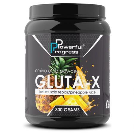 Powerful Progress L-Glutamine, 300 грамм