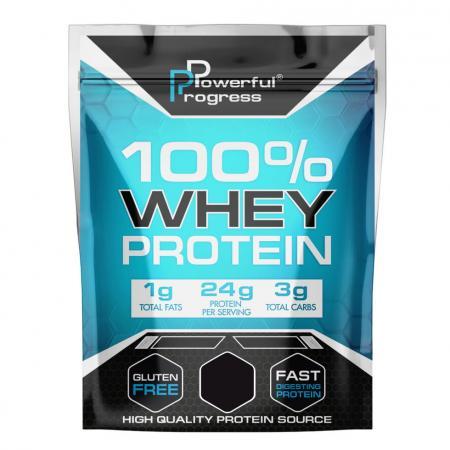 Powerful Progress 100% Whey Protein, 1 кг