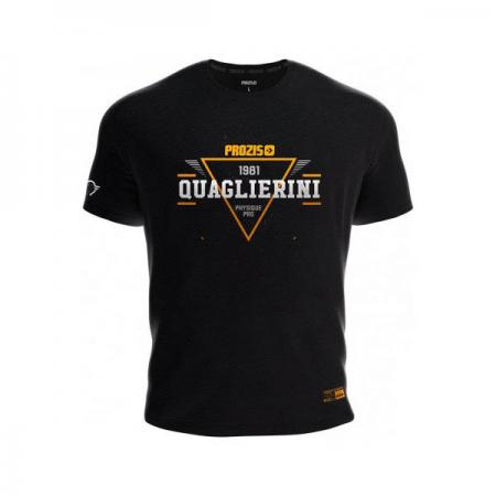 Футболка мужская Power Up - Quaglierini, Black