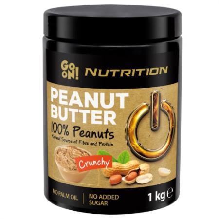 GoOn Peanut butter, 1 кг (Crunchy)