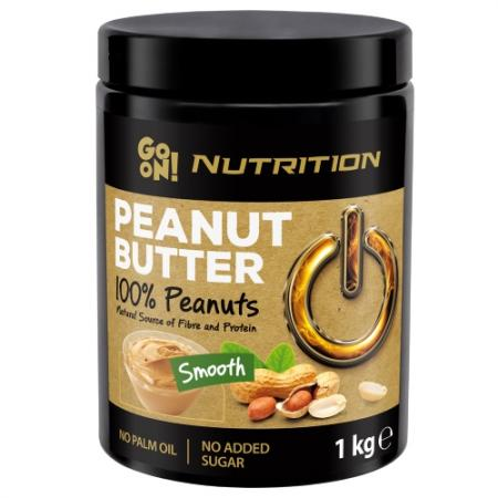 GoOn Peanut butter, 1 кг (Smooth)