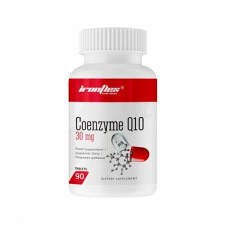 IronFlex Coenzyme Q10 30 mg, 90 таблеток