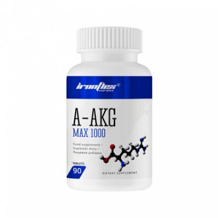 IronFlex A-AKG MAX 1000, 90 таблеток