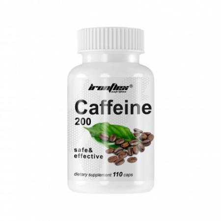 IronFlex Caffeine 200, 110 таблеток