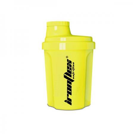 IronFlex Nano Shaker 300 мл, желтый