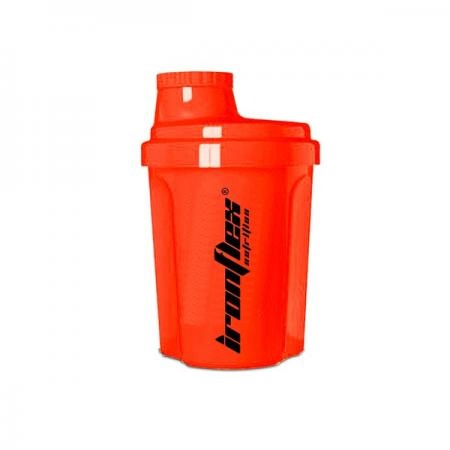 IronFlex Nano Shaker 300 мл, красный