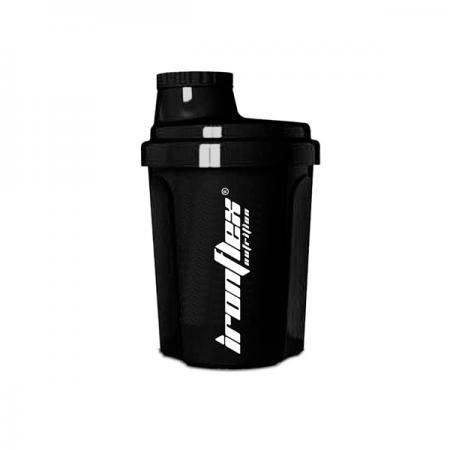 IronFlex Nano Shaker 300 мл, черный