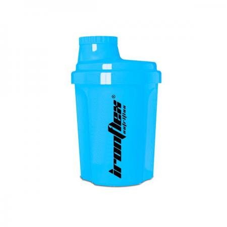 IronFlex Nano Shaker 300 мл, синий
