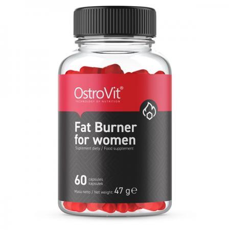 OstroVit Fat Burner For Woman, 60 капсул
