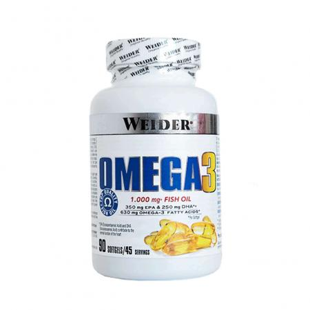 Weider Omega 3, 90 капсул
