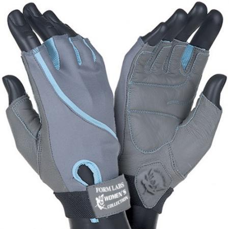 Перчатки женские Form Labs MFG 904, голубые