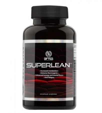 Gifted Nutrition Superlean New Formula Yohimbe Free, 120 капсул