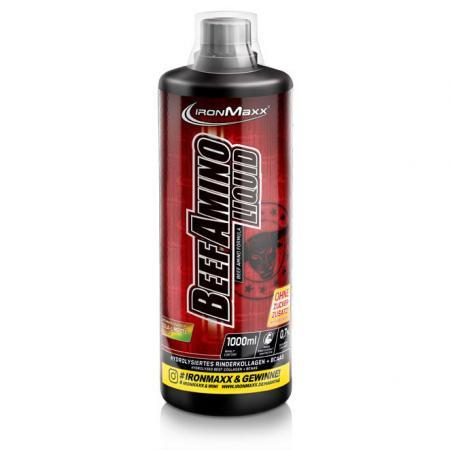 IronMaxx Beef Amino Liquid, 1 л