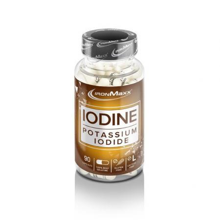 IronMaxx Iodine, 90 капсул