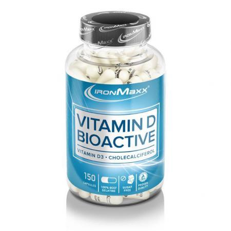 IronMaxx Vitamin D, 150 капсул