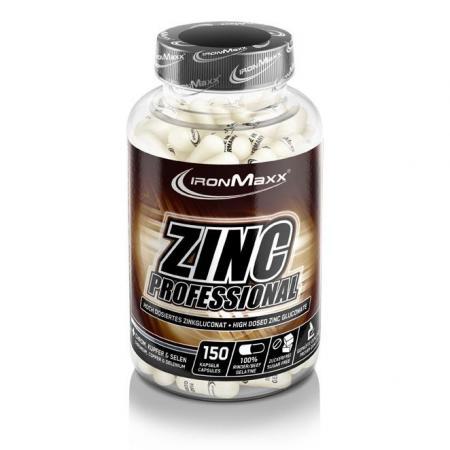 IronMaxx Zinc Professional, 150 капсул