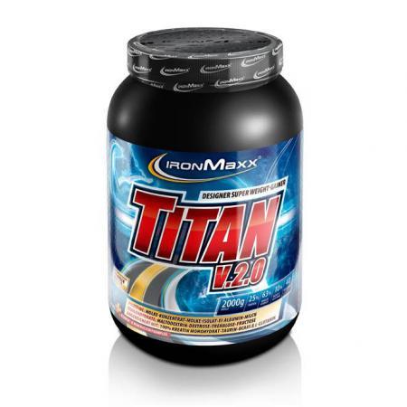 IronMaxx Titan V2.0, 2 кг