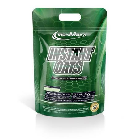 IronMaxx Instant Oats, 2 кг