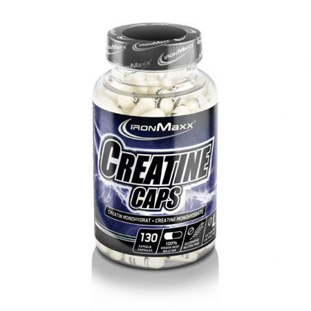 IronMaxx Creatine, 130 капсул