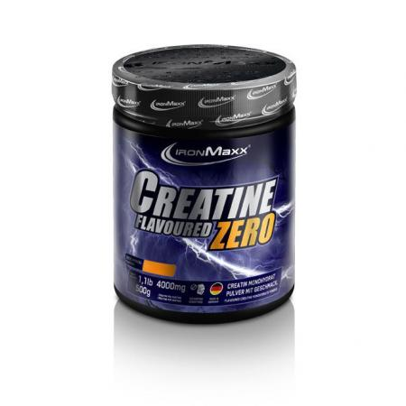 IronMaxx Creatine Flavoured ZERO, 500 грамм