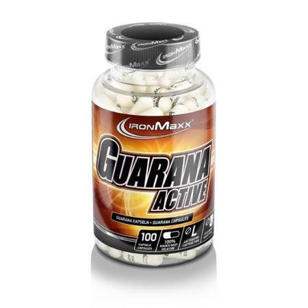 IronMaxx Guarana Active, 100 капсул