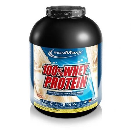 Ironmaxx 100% Whey Protein, 2.35 кг