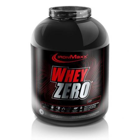 IronMaxx Whey Zero, 2.27 кг