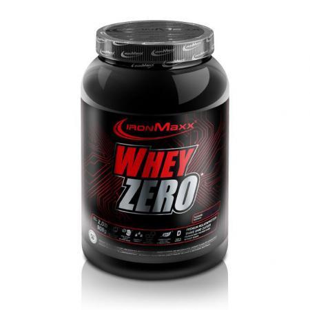 IronMaxx Whey Zero, 908 грамм