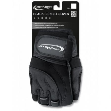 Перчатки мужские IronMaxx, Black Series