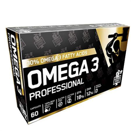 IronMaxx German Forge Omega 3 Professional, 60 капсул