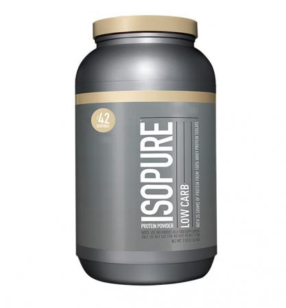 Isopure Low Carb, 1.3 кг