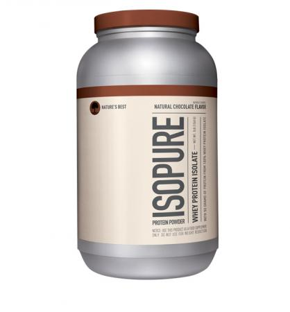 Isopure Perfect Natural, 1.3 кг