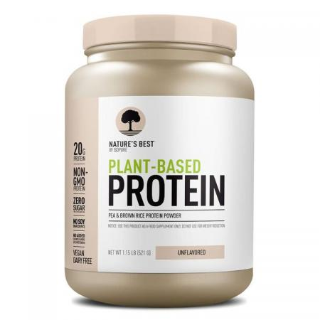 Natures Best Isopure Plant Based Protein, 521 грамм