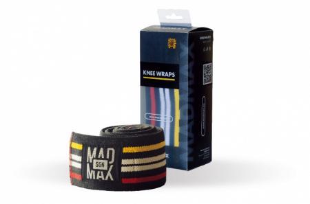 Бинт на колено MAD MAX MFA 292
