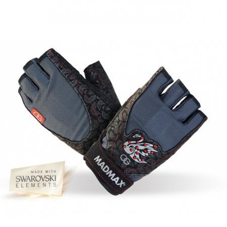 Перчатки женские MAD MAX OG Black Swan - MFG 750