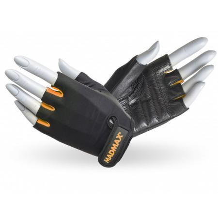 Перчатки MAD MAX Rainbow, оранжевый - MFG 251