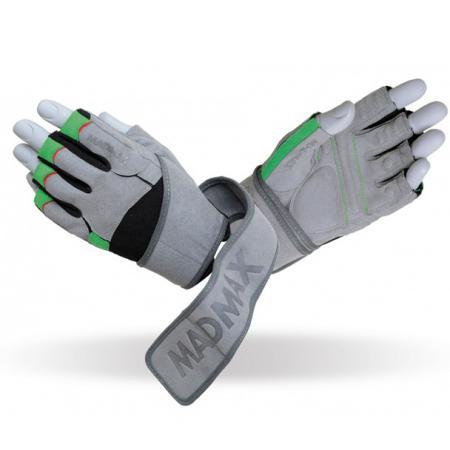 Перчатки MAD MAX Wild, серые - MFG 860