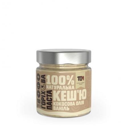 MasloTom паста кешью, 180 грамм