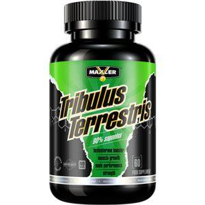 Maxler Tribulus Terrestris 90%, 60 капсул