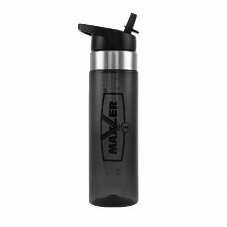 Maxler Water Bottle 550 мл, черная