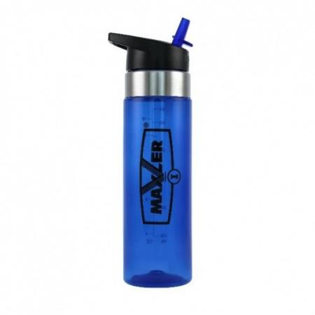 Maxler Water Bottle 550 мл, синяя